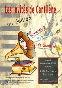 CANTILENE concert 28 fev 2015 - BOUVRON (flyer)